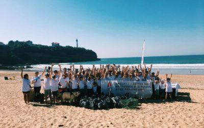 Une campagne surf pour la Caisse d'Epargne Aquitaine Poitou-Charentes !